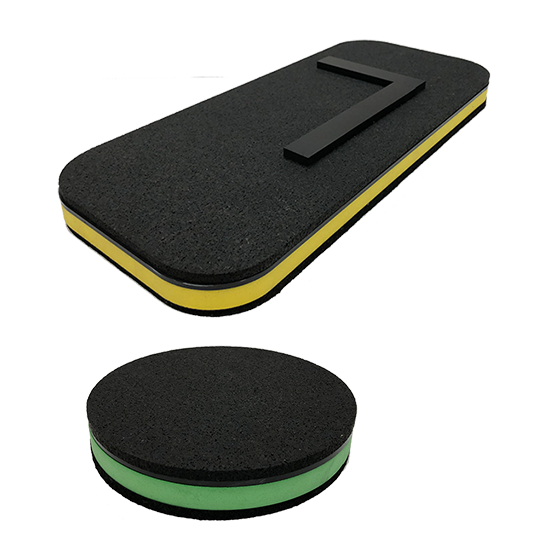 トレッドミル用防振防音プレートセット