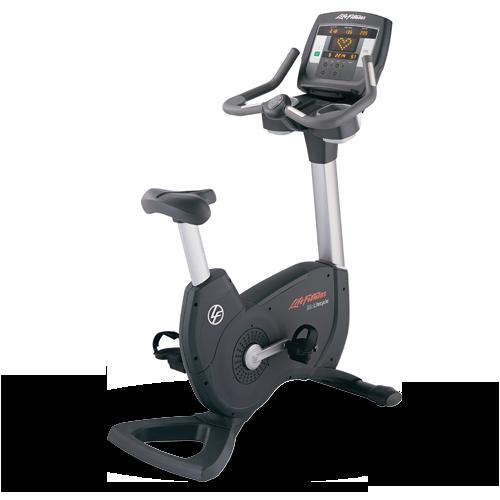 ライフ・フィットネス アップライトバイク エレベーションシリーズ ディスカバー E95Ca
