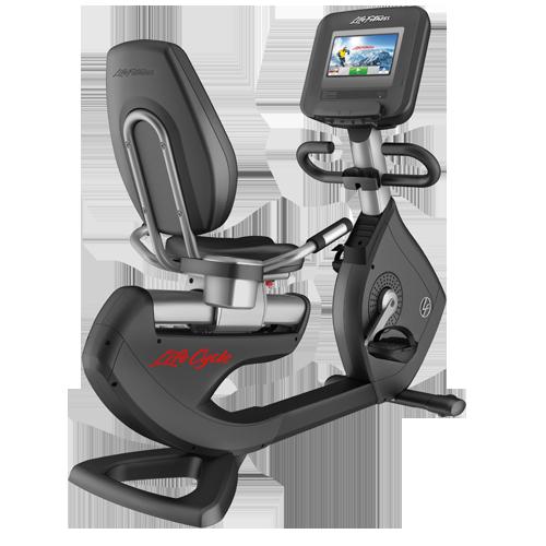 ライフ・フィットネス リカンベントバイク エレベーションシリーズ ディスカバー E95Rsi