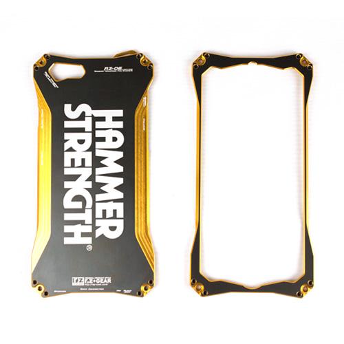 ライフ・フィットネス オリジナルグッズHAMMER STRENGTH iPhone6ケース