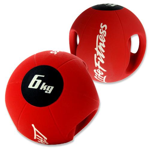 ライフ・フィットネス アクセサリー/オリジナルグッズ メディシン・ボール(6-10kg)